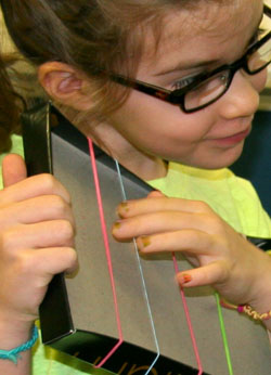 Home School NYC: Make Musical Instruments